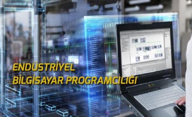 endüstriyel bilgisayar programcısı
