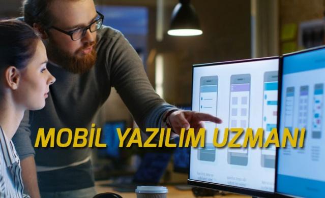 mobil yazılım uzmanı