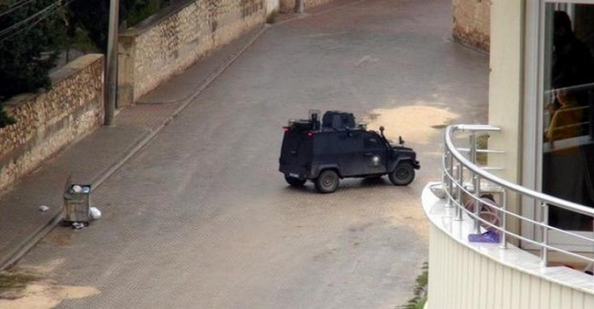 10 PKK Mensubu Nusaybin'de Öldürüldü.
