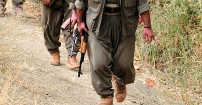 10 PKK Militanı Teslim Oldu