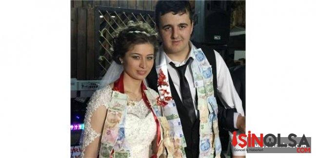 Cezaevinden İzin Aldı ve Evlendi!