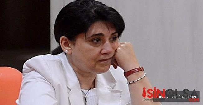 HDP Ağrı Milletvekili Leyla Zana'ya Büyük ŞOK!