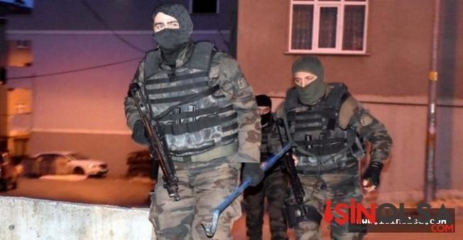 İstanbul'da Narkotik Operasyonu Yapıldı!