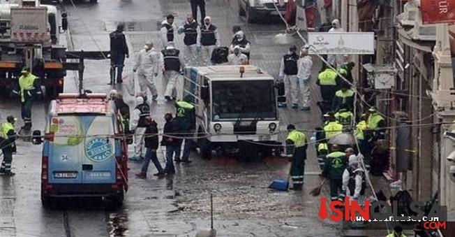 İstiklal Caddesi'ndeki saldırıda 1 kişi tutuklandı