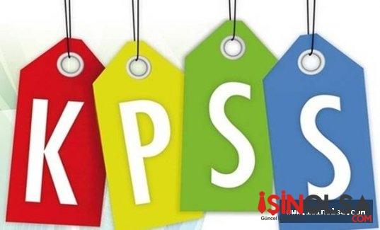 KPSS Başvurusu Nasıl Yapılır? Sorgu Ekranı İçin Tıklayınız!