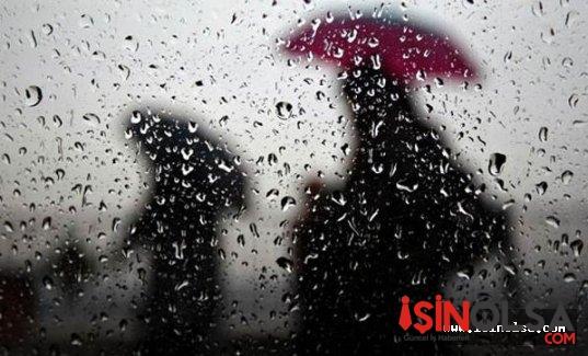 Meteoroloji Genel Müdürlüğü Uyardı! Yağmurlar Geliyor!