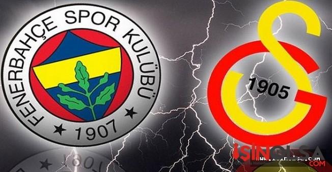 TFF Galatasaray-Fenerbahçe maçının tarihini açıkladı!