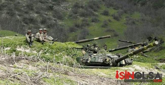 Azerbeycan, Ermeni güçlerinin ateşkesi ihlal ettiğini duyurdu