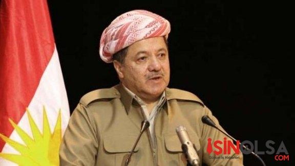 Barzani'den Bomba Gibi PKK Açıklaması!