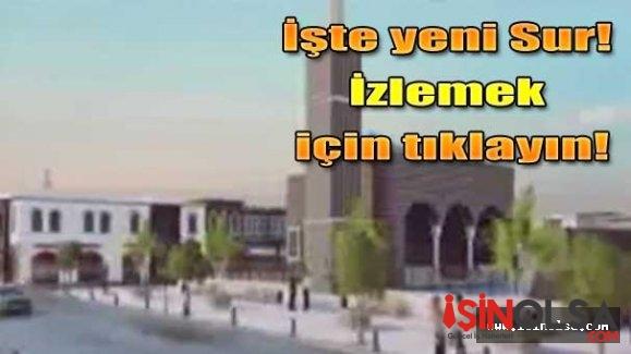 Davutoğlu'dan Yeni Sur'un Video Tanıtımı!