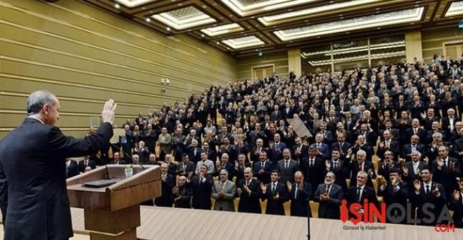 Erdoğan HDP'li Vekillere Saydırdı!
