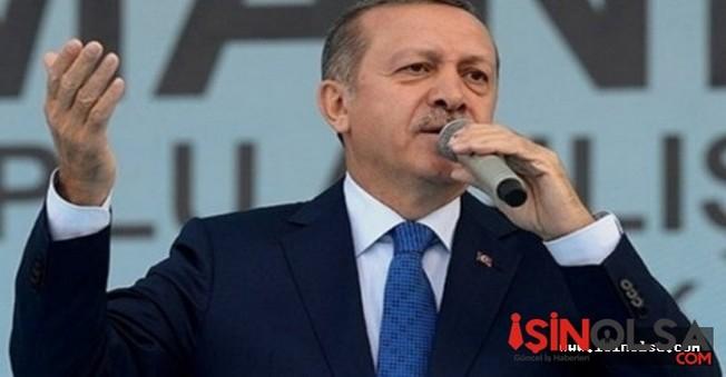 Erdoğan, Kılıçdaroğlu'na Açtı Ağzını Yumdu Gözünü