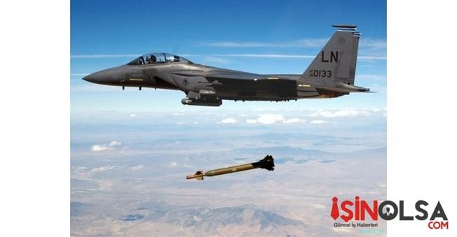 İŞİD Hedeflerine Bomba Yağıyor!
