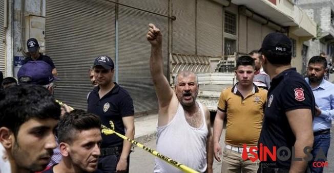 İŞİD'in Attığı roket camiyi isabet aldı! 2 ölü, 9 yaralı
