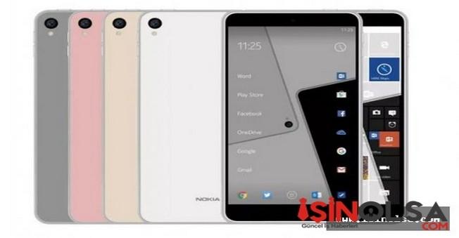 İşte Nokia A1'in ilk özellikleri.