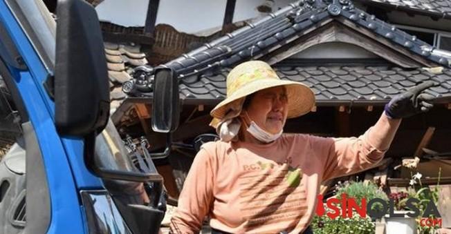 Japonya'da Korkutan Deprem! 9 Ölü