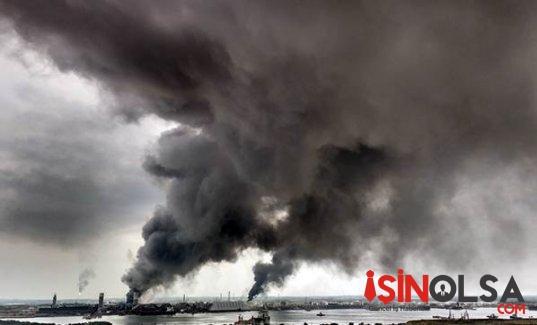 Meksika'da Büyük Patlama!