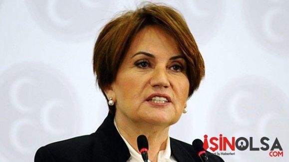 MHP Meral Akşener Hakkında İnceleme BAşlattı