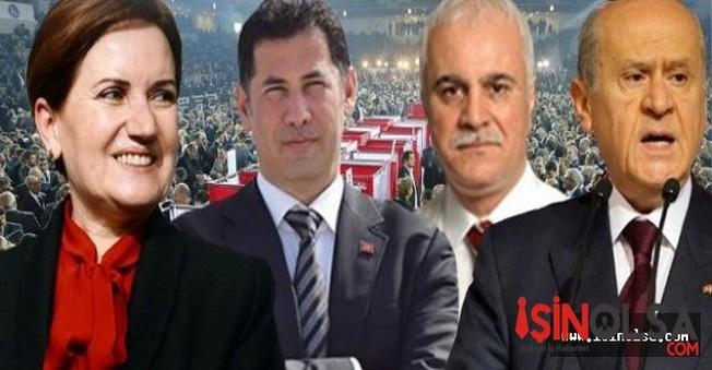 MHP'ye 3 kayyumla kurultay kararı çıktı