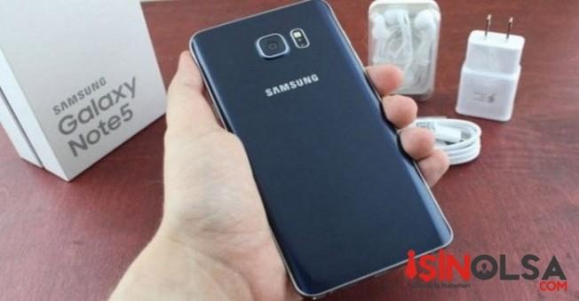 Samsung'un Galaxy Note 6 modeli ne zaman çıkıyor