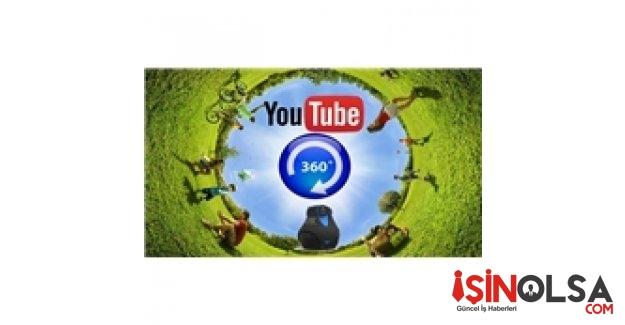 Youtube 360 derece canlı yayın özelliğini aktifleştirdi