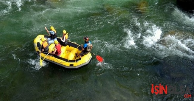 Ardeşen'de raftingci hayatını kaybetti