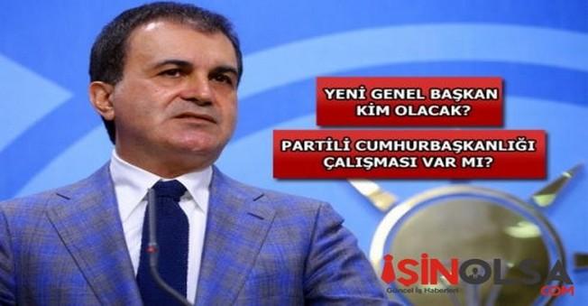 Çelik, AK Parti'nin kongre süreci hakkında konuştu