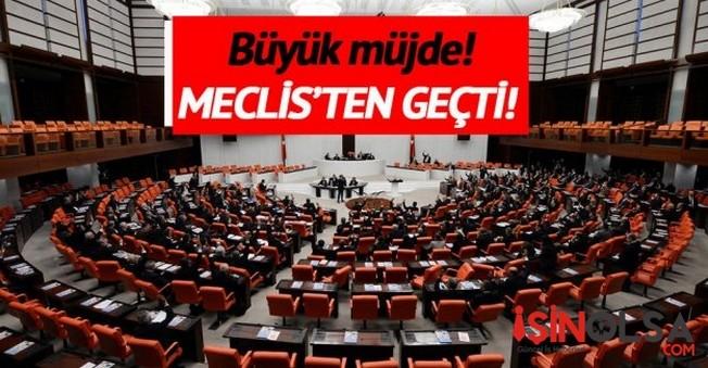 Esnek Çalışma Yasası Meclis Geçerek Onaylandı