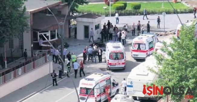 Gaziantep Saldırısında Şehit Sayısı 2 Oldu