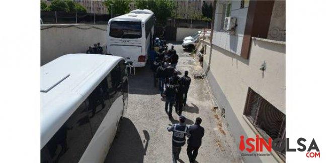 Hain Saldırıda 32 Gözaltı