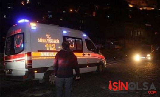Jandarma Karakolu'na Saldırı! 1 şehit