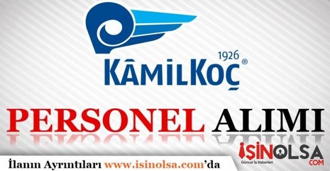 Kamil Koç Personel Alımı 2016
