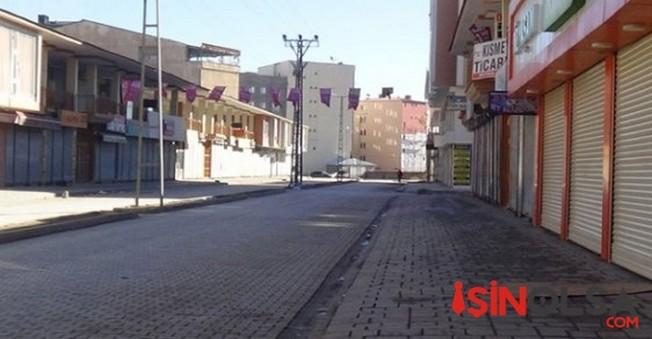 Lice'de 11 Sokak İçin Sokağa Çıkma Yasağı