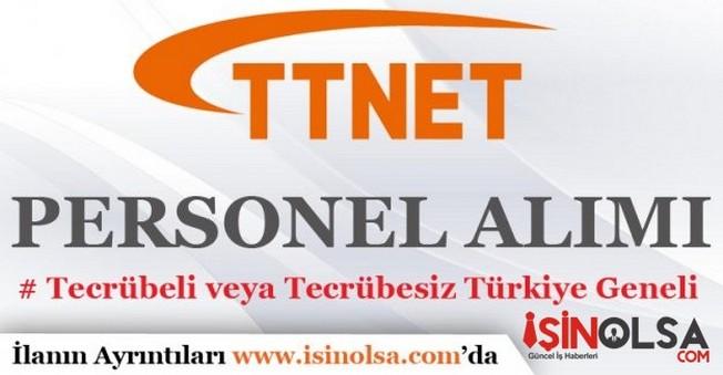 TTNET Personel Eleman Alımları