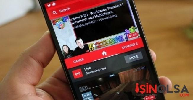 Youtube'den Bomba Gibi Yenilik