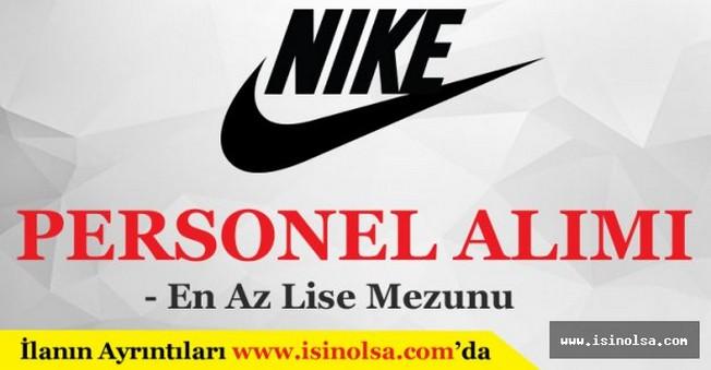 Nike Personel Alımı 2016