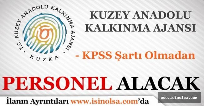Kuzey Anadolu Kalkınma Ajansı Personel Alımı