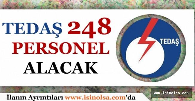 Bakan Albayrak: TEDAŞ 248 Personel Alımı Yapacak