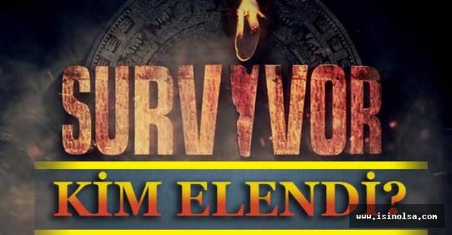 Survivor 2017 7 Şubat Kim Elendi? Survivor Sms Sonuçları