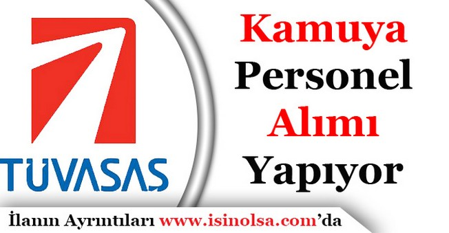 Türkiye Vagon Sanayi Anonim Şirketi Personel Alımı Yapıyor