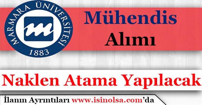 Marmara Üniversitesi Memur Alımı İlanı Yayımlandı