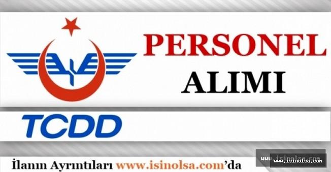 TCDD Açıktan Personel Alım ilanı Ne Zaman Açıklanacak?