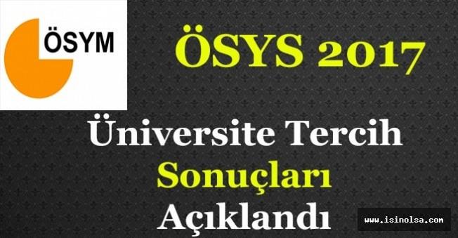 LYS - ÖSYS Üniversite Tercih Sonuçları Açıklandı!