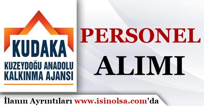 Kuzeydoğu Anadolu Kalkınma Ajansı Personel Alımı Yapıyor!