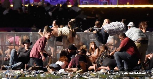 Las Vegas Katliamı'nda Ölü Sayısı 50'ye Yükseldi!