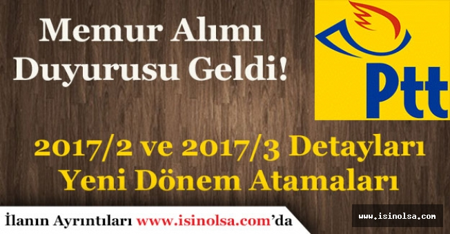 PTT'den Memur Alımı ve Mağduriyetler Konusunda Resmi Açıklama Geldi!