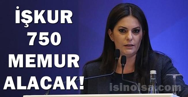 Çalışma Bakanı Müjdeyi Verdi! İŞKUR Kendi Bünyesine 750 Memur Alacak!