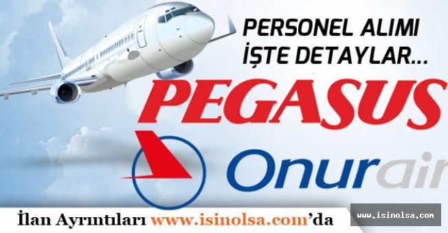 2 Havayolları Firması Çok Sayıda Personel İstihdam Edecek! Başvuru Şartları Neler?