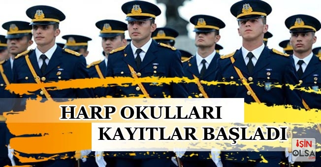 Harp Okulları için Kayıtlar Başladı