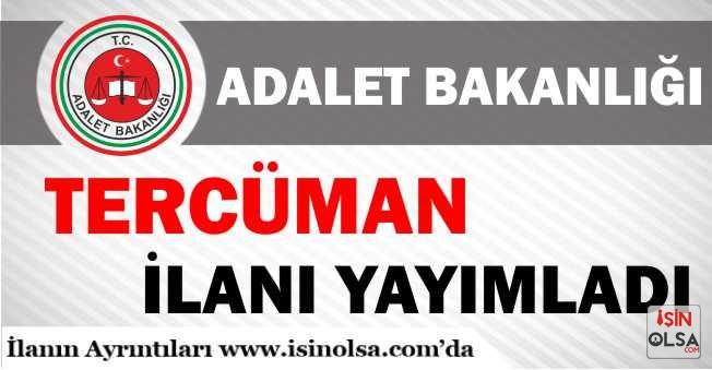 İstanbul Cumhuriyet Başsavcılığı Tercüman Alımı Yapıyor